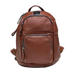Кожаный рюкзак TIDING BAG 88101B