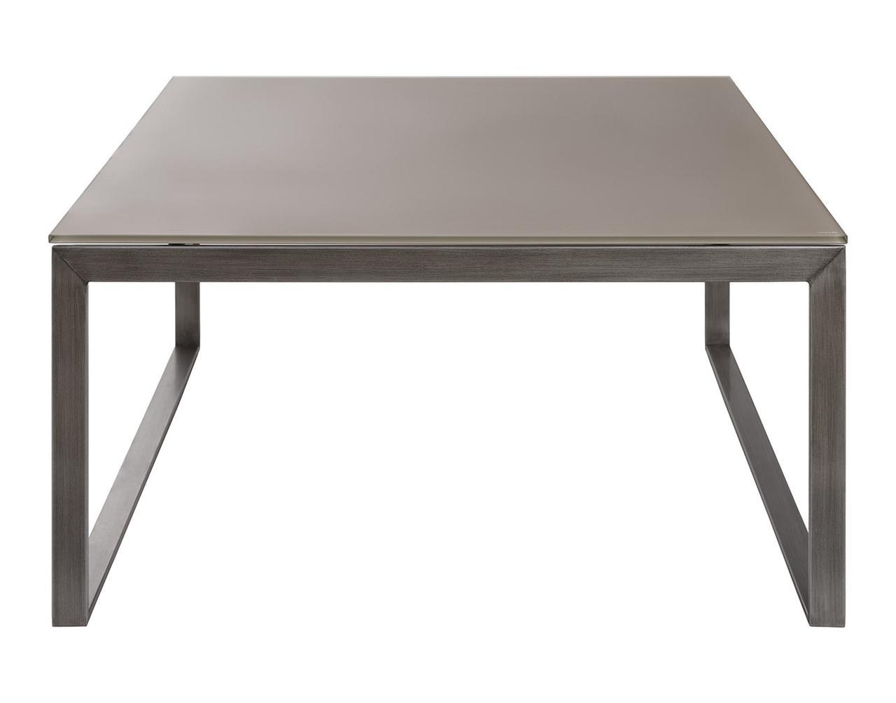 Стол журнальный BRIGHTON S (89.5*89.5*45см) мокко