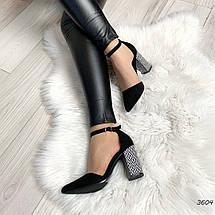 Туфли на застежке женские, фото 3