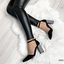 Туфли на застежке женские, фото 2