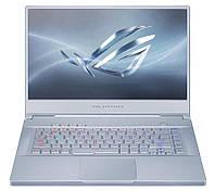 90NR02E4-M01410 Ноутбук ASUS GU502GV-AZ067T 15.6FHD AG/Intel i7-9750H/32/512SSD/NVD2060Ti-6/W10/Silver-blue, 90NR02E4-M01410