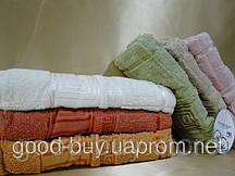 Комплект полотенец баня - Cestepe  -  VIP Cotton  6шт: 70 x 140 Турция   rt-60-2