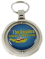 "Брелок ""The Beatles-Yellow Submarine"", фото 1"