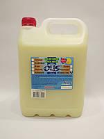 Жидкое косметическое мыло «Молоко и мед» 5000 мл -Olis