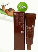 Крем с экстрактом улитки Mizon All in One Snail Repair Cream 92% 35 мл