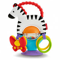 Обучающая игрушка Fisher-Price Зебра (FGJ11)