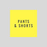 Штани і шорти дитячі