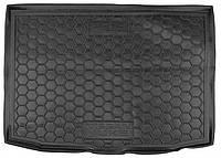 Коврик в багажник для Nissan Juke ( 2015>) (нижняя полка)  код товара: 111510 Avto-Gumm