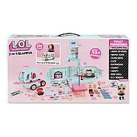 Игровой набор L.O.L. SURPRISE! – ГЛАМУРНЫЙ КЕМПЕР (кукла, аксессуары), фото 1