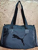 Женская cумка PUMA 3 отдела спортивная сумка Отдых Оксфордткань 1000D cумка только ОПТ), фото 1