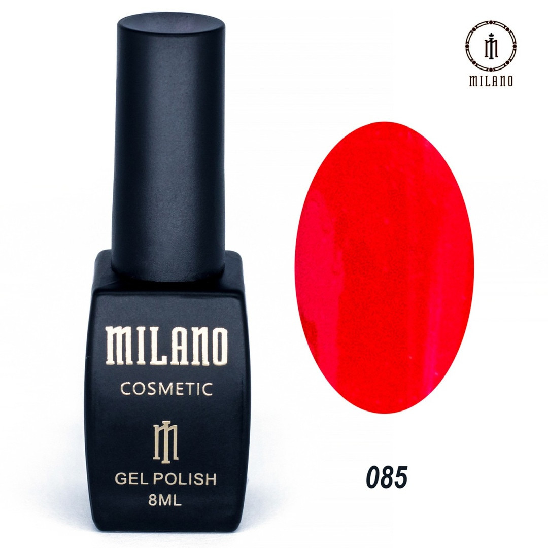 Гель-лак Milano 8 мл, № 085