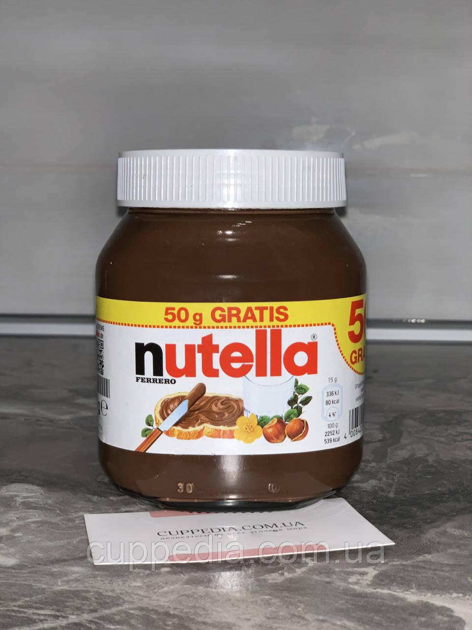 Nutella шоколадна паста 500 грм