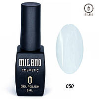 Гель-лак Milano 8 мл, № 050