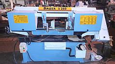 S260 Станок ленточнопильный по металлу 260мм | ленточная пила по металлу бу в отл.состоянии