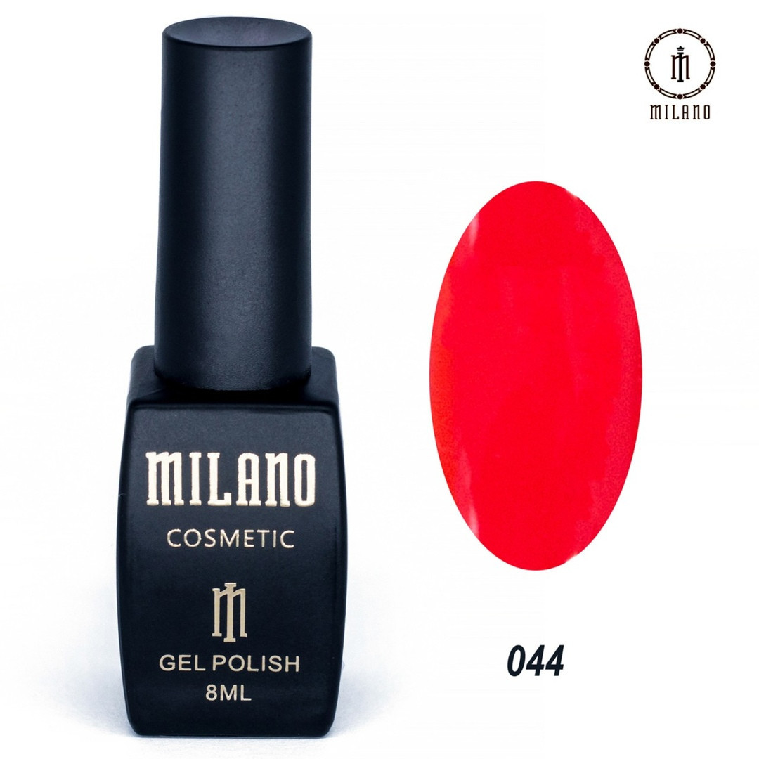 Гель-лак Milano 8 мл, № 044