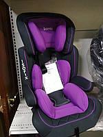 Автокресло 9-36 кг с изофикс M 4250 Purple