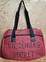 Женская cумка VICTORIA'S SECRET 3 отдела спортивная сумка Отдых мессенджер cумка только ОПТ), фото 1