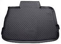 Коврик в багажник для Opel Insignia SD (09-13) (с докаткой) полиуретановый NPL-P-63-21