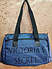 Женская cумка VICTORIA'S SECRET 3 отдела спортивная сумка Отдых мессенджер с кожаным пляжные cумка только ОПТ)