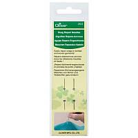 Иглы для затяжек Clover 2512 Snag Repair Needle, набор 2шт, фото 1