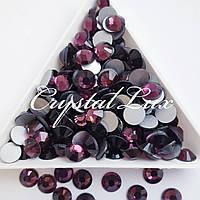 "Стрази ss30 Amethyst (6.5 мм) 50шт ""Crystal Premium"""