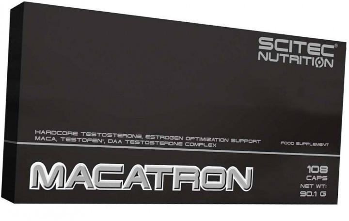 Трибулус Scitec Nutrition - Macatron (108 капсул)