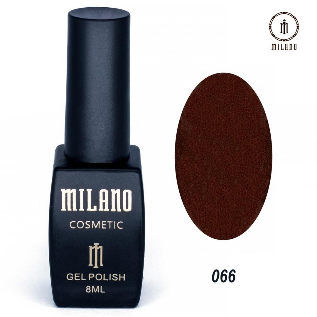 Гель-лак Milano 8 мл, № 066