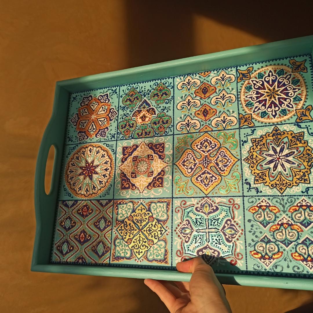 Марокканські кахлі