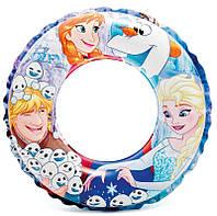 Надувной круг Intex Фроузен R178724