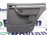 Б/У Оббивка двери зад. прав. (Минивен) Volkswagen TOURAN 1 2003-2015 (Фольксваген Туран 1), 1T0867212 (БУ-181411)