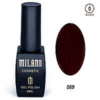 Гель-лак Milano 8 мл, № 069