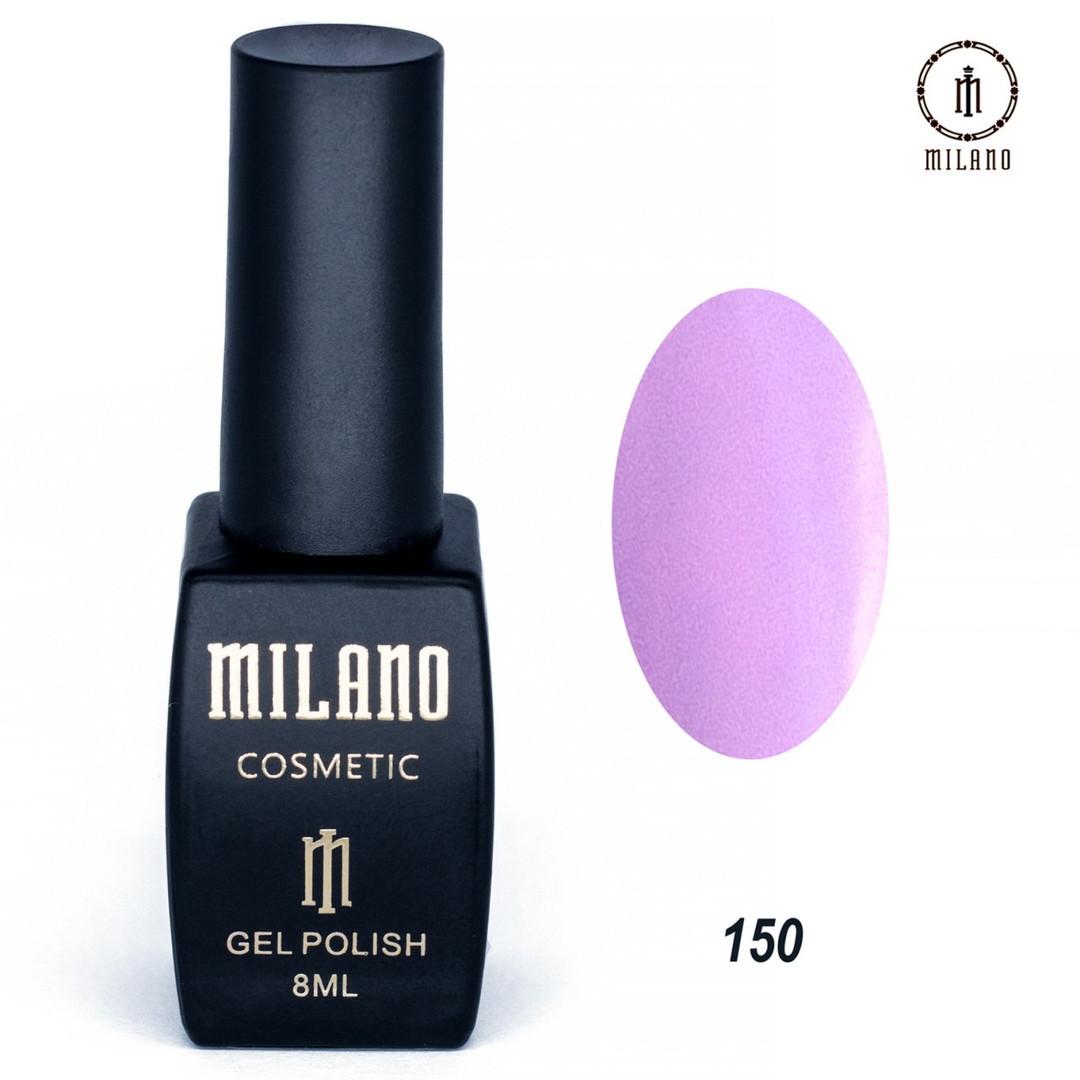 Гель-лак Milano 8 мл, № 150