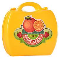Игрушечные продукты в чемоданчике 8349 (Желтый)