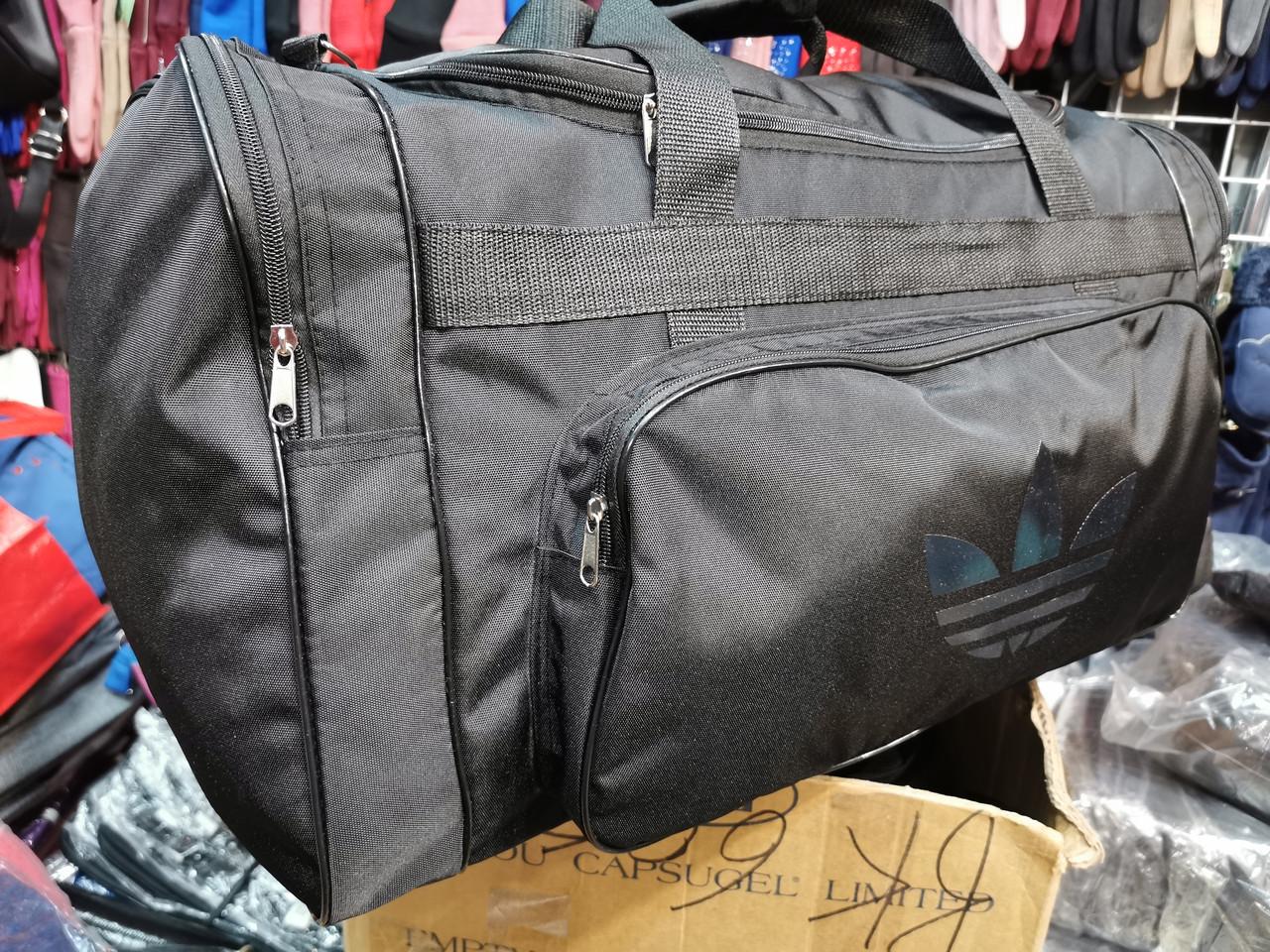 (36*64)Спортивная дорожная ADIDAS Оксфорд ткань 1000D оптом/Спортивная сумка только оптом