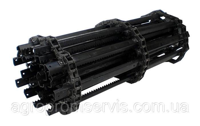 Длина транспортера наклонной камеры конвейер скребковый с 50 01