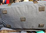 (36*64)Спортивная дорожная NIKE Оксфорд ткань 1000D оптом/Спортивная сумка только оптом, фото 5