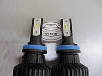 LED лампы GV-X5S  ZЕЅ LUMILEDS - H11(H8,H9,H16) - альтернатива ксенону. https://gv-auto.com.ua, фото 1