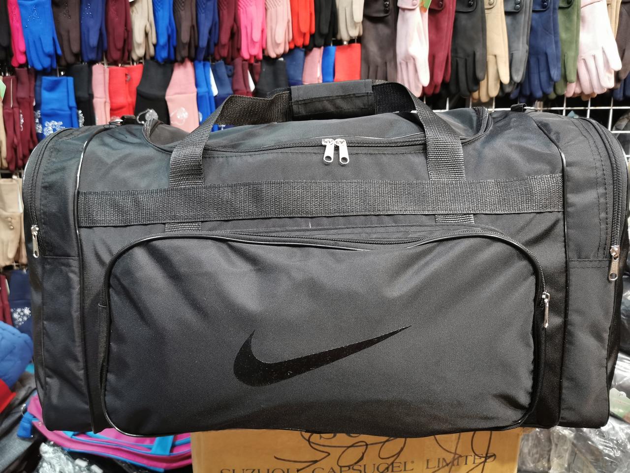 (36*64)Спортивная дорожная NIKE Оксфорд ткань 1000D оптом/Спортивная сумка только оптом