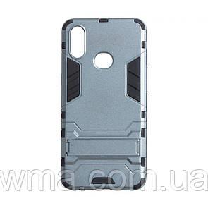 Чехол для телефонов (Смартвонов) Задняя Накладка Armor Case for Samsung A10s Цвет Серый