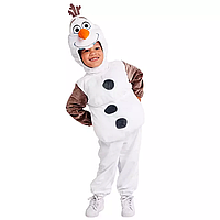 """Карнавальный костюм снеговика Олаф из мультфильма  """"Холодное сердце 2"""" Disney, Olaf"""