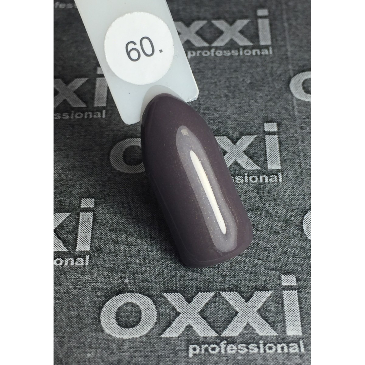 Гель лак Oxxi №060 с микроблеском 8мл