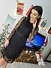 Шикарное  платье Luxury . Размер С. (5558), фото 4