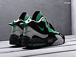 Чоловічі кросівки Nike Sportswear Air Max Speed Turf (сіро/зелені), фото 2