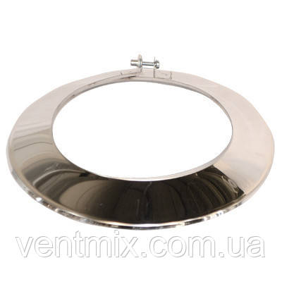 Окапник d 250 мм из нержавеющей стали