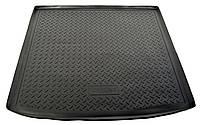 Коврик в багажник для Ауди Audi Q7 (4LB) (05-15) полиуретановый NPL-P-05-77