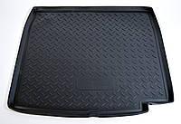 Коврик в багажник для БМВ, BMW 7 (F01) SD (09-) полиуретановый NPL-P-07-41