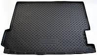 Коврик в багажник для БМВ, BMW X3 (F25) (10-) полиуретановый NPL-P-07-65