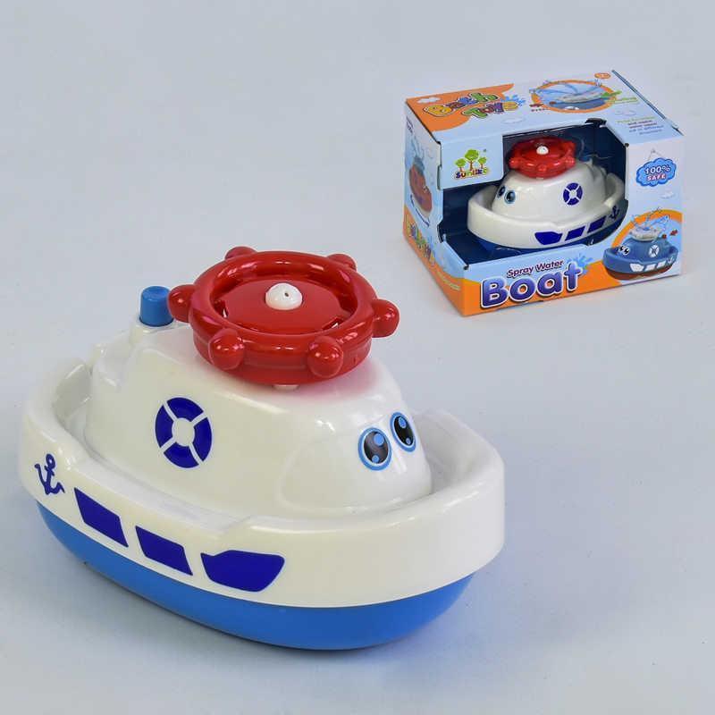 Игрушка водоплавающая катер SL 87002