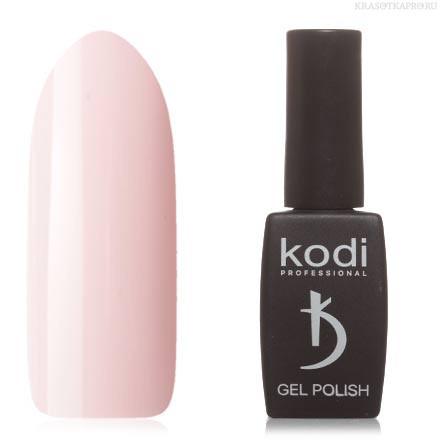 Гель лак Kodi  №06M, нежно-розовый