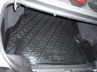 Коврик в багажник для Дэу Нексия, Daewoo Nexia SD (86-05) полиуретановый 184010201, фото 1